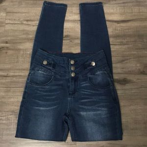 Cello Jeans • High Rise Skinny Jean Sz. 3
